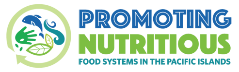 Promoting nutritious food systems in the Pacific