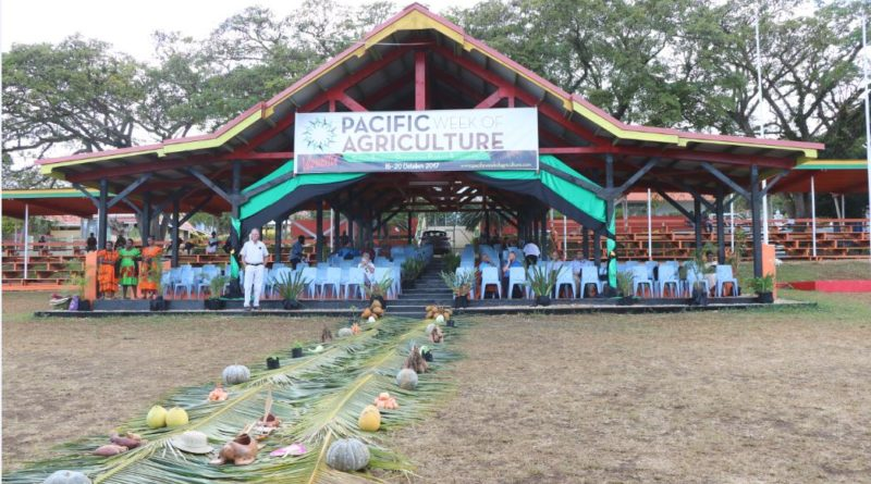 The Pacific Week of Agriculture Learning Journey