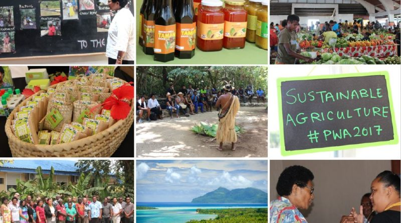 New Report on the Learning Journey at the inaugural Pacific Week of Agriculture in Vanuatu