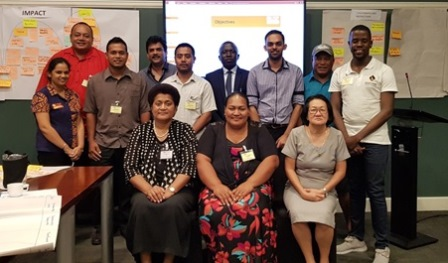 USP facilitated ICT session at Regional Forum: ICTs are core to the integrated development of efficient Pacific value chains