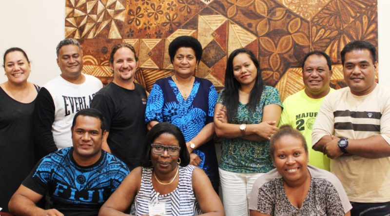 Partnership among CTA/IFAD/PIFON and Pacific Island Producer/Agricultural Support Organisations Strengthened to roll out Value Chain Capacity Building Activities in six Pacific Island Countries
