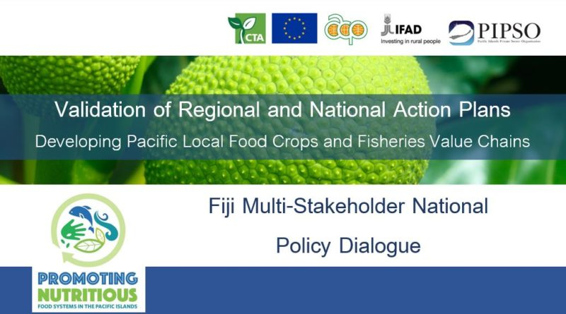 Fiji National Validation Workshop